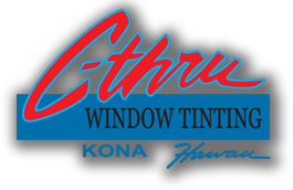 C-Thru Window Tinting Small Logo