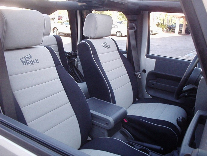 Wet Okole Custom Seat Covers Provide Ultimate Protection and Comfort
